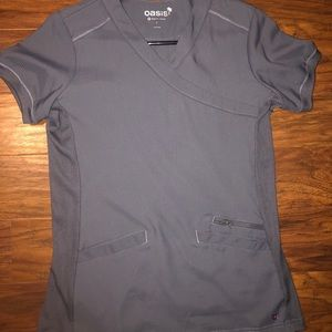 Oasis Scrub top